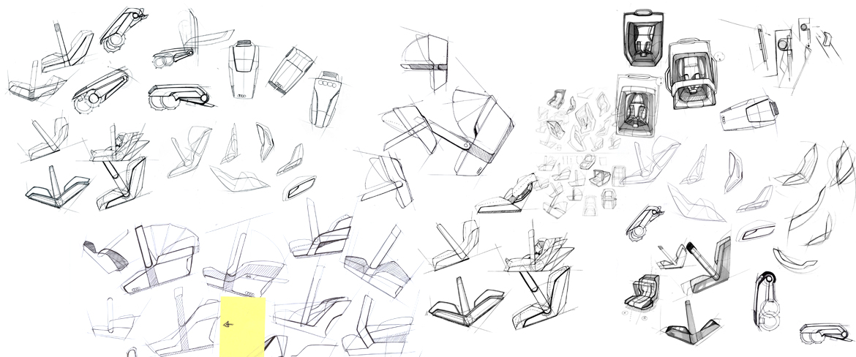 versus design  projekte   product design  audi  kinderwagen